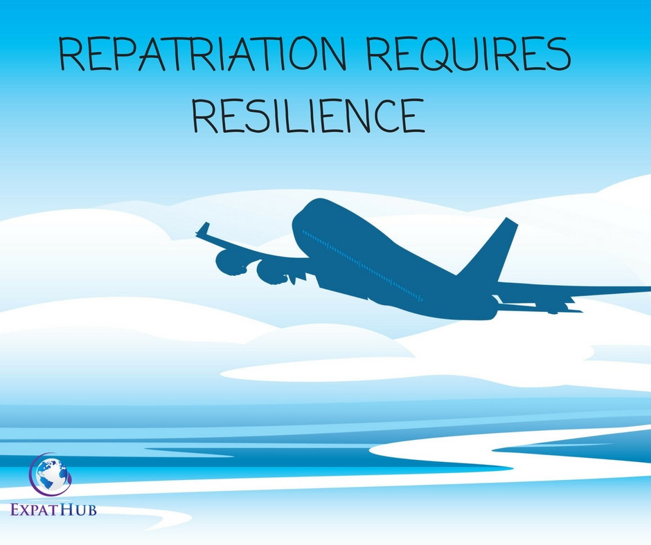 REPATRIATION REQUIRES RESILIENCE