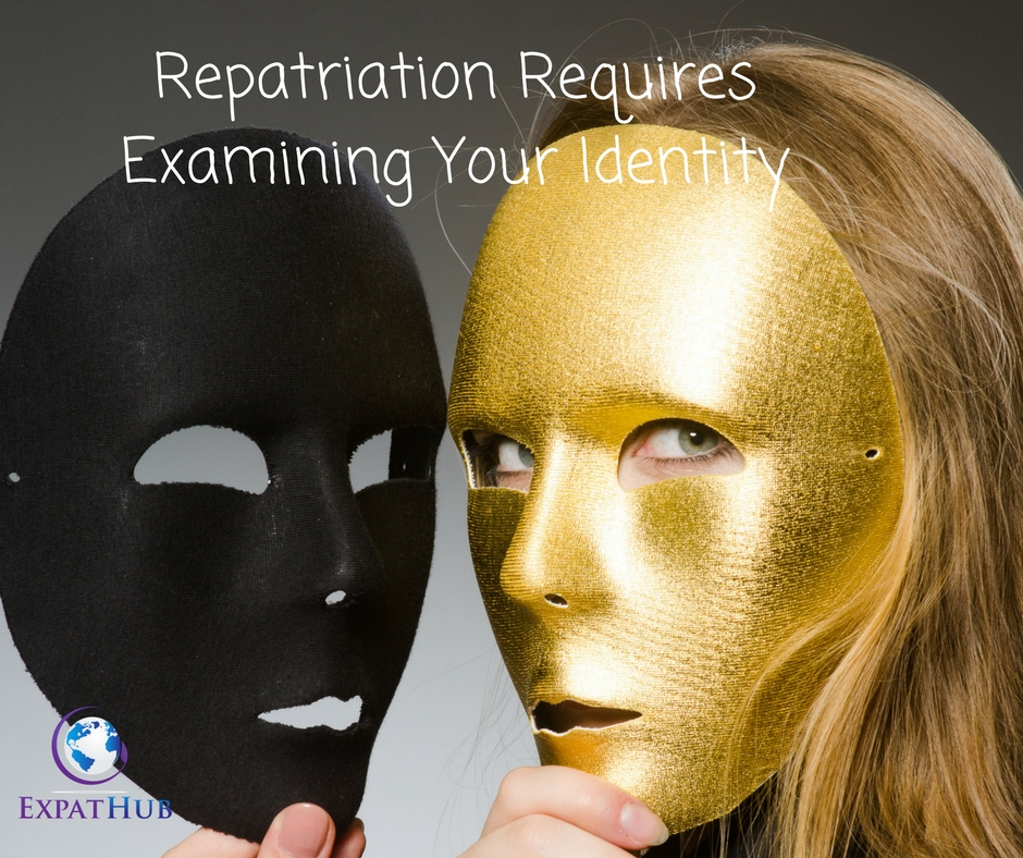 Repatriation RequiresExamining Your Identity