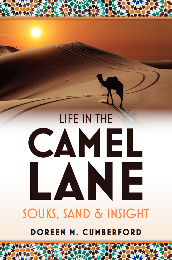 Doreen Cumberford book Life in the Camel Lane cover