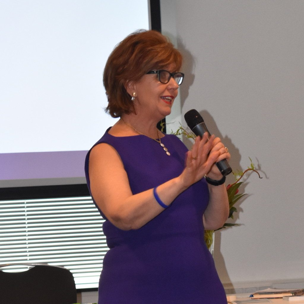 Doreen Speaking